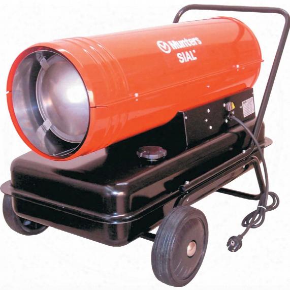 Gry 15 Hd Direct Fired Diesel Heater 15kw