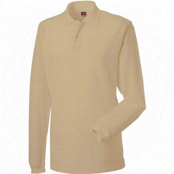 Jerzees 569l Men's Beige Polo Shirt - Size Xl