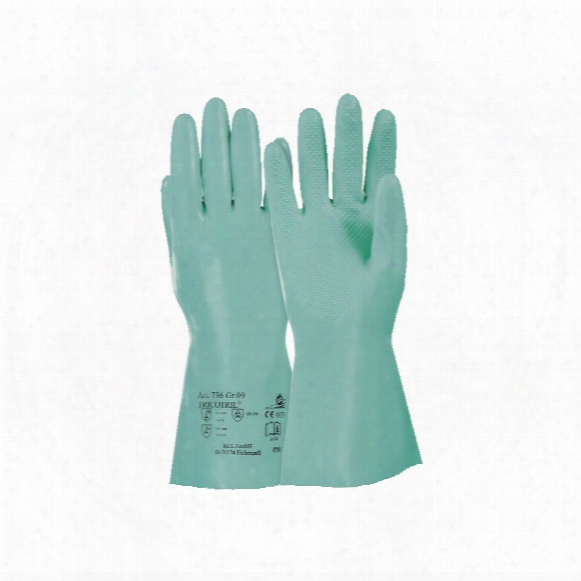 Kcl By Honeywell 736 Tricotril Nitrile Gauntlet 300mm Size 9