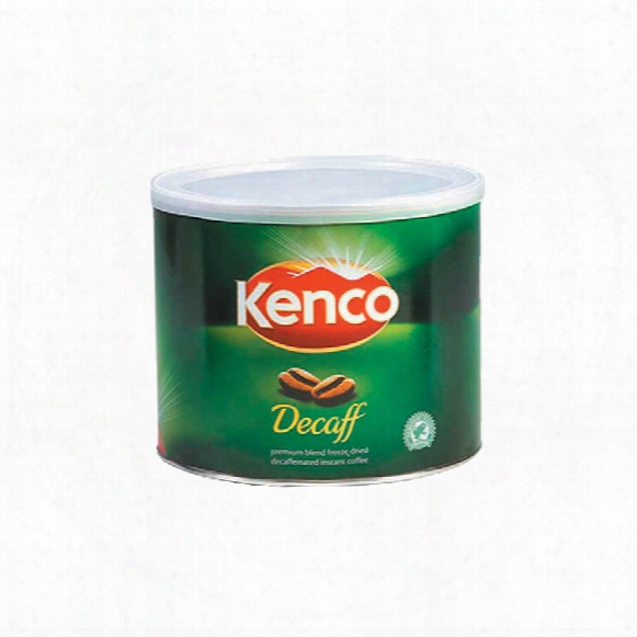 Kenco Decaffeinated Instant Coffee 500g