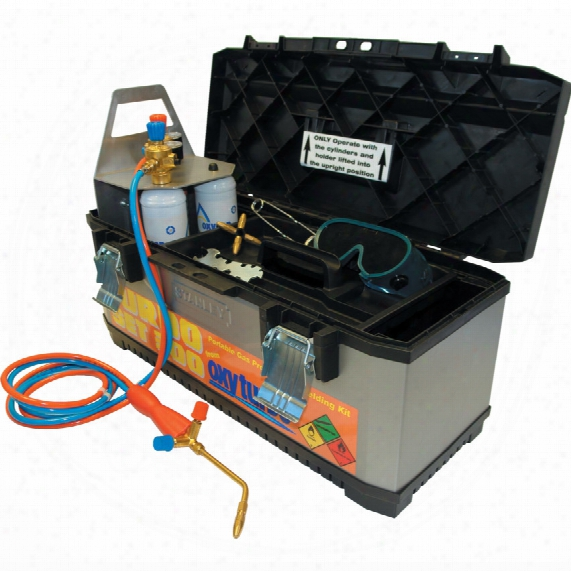 Oxyturbo Oxy-300kit Turbo Set 300inc Gas