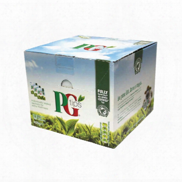 Pg Tips Envelope Tea Bags (pk-200)