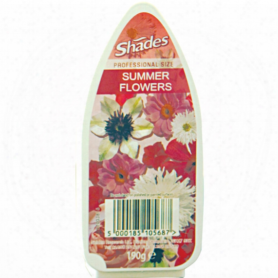 Shades Pink Shades Professional Gel Summer Flowers 190gm