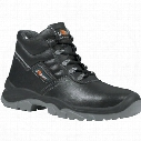 U Power Reptile Black Safety Boots - Size 9
