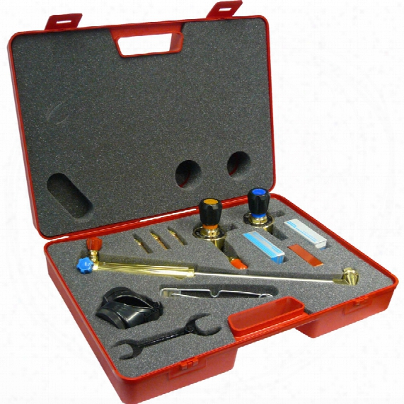 Weldspares 40951 Oxygen/propane Cutting Kit C/w Case