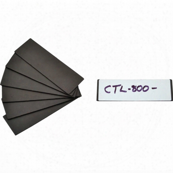 80x25mm Cut Mag Strip For Warehouse Labels Lm258w