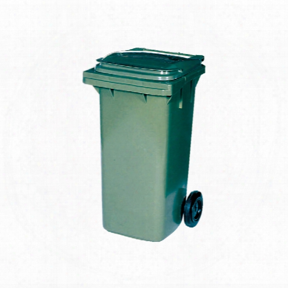Bin.120/g 120ltr Green Wheelie Bin