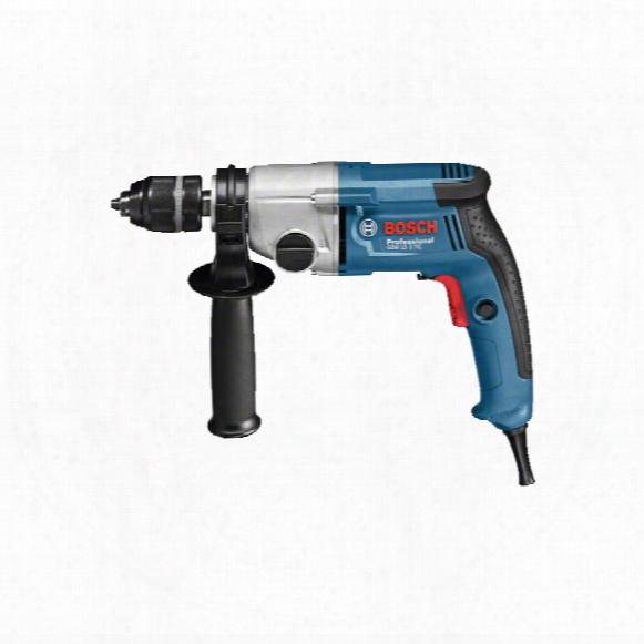 Bosch Gbm 13-2 2 Speed Rotary Drill 110v