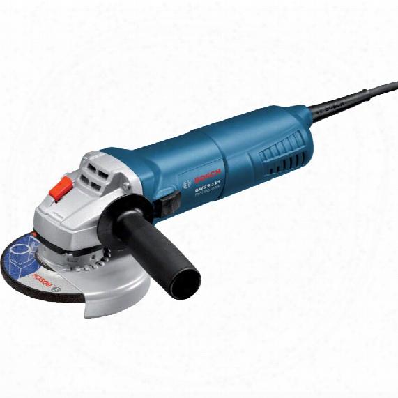 """Bosch Gws 9-115 4.1/2"""" 900w Slim Grip Grinder 110v"""
