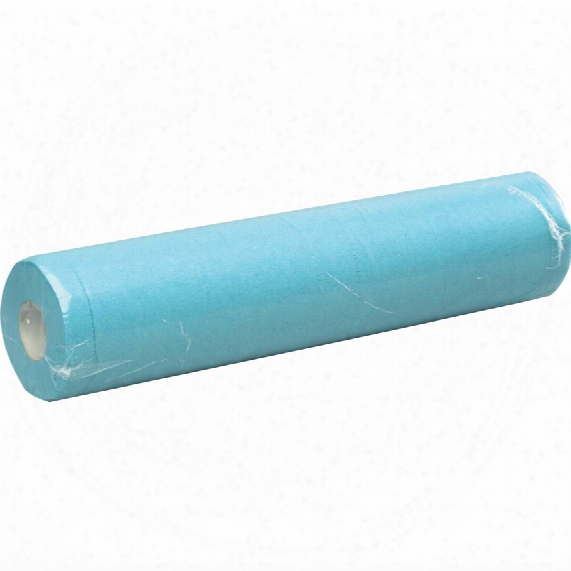 "Brano Hr2540 2-ply 20"" Blue Paper Roll (12)"