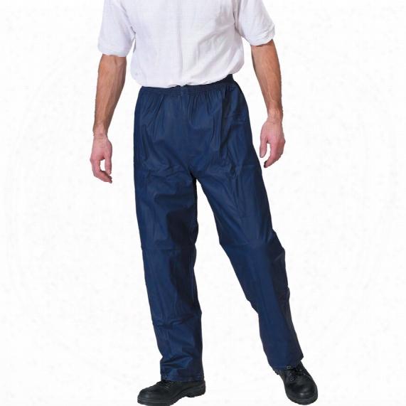 Brano Sbdt Super B-dri Men's Navy Trousers - Size Xl