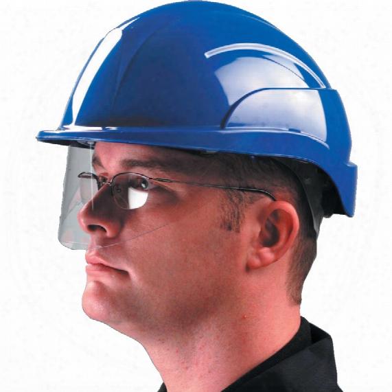 Centurion S10yr Vision Ratchet Safety Helmet - Yellow
