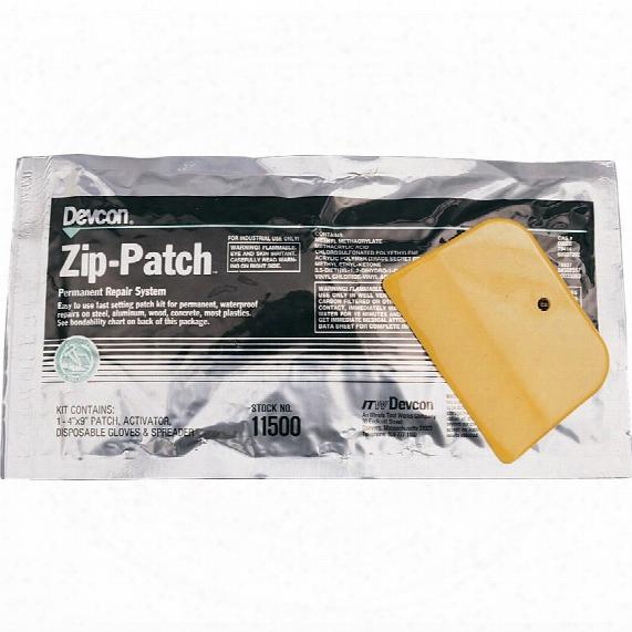 Devcon 11500 Zip Patch Kit (1-piece)