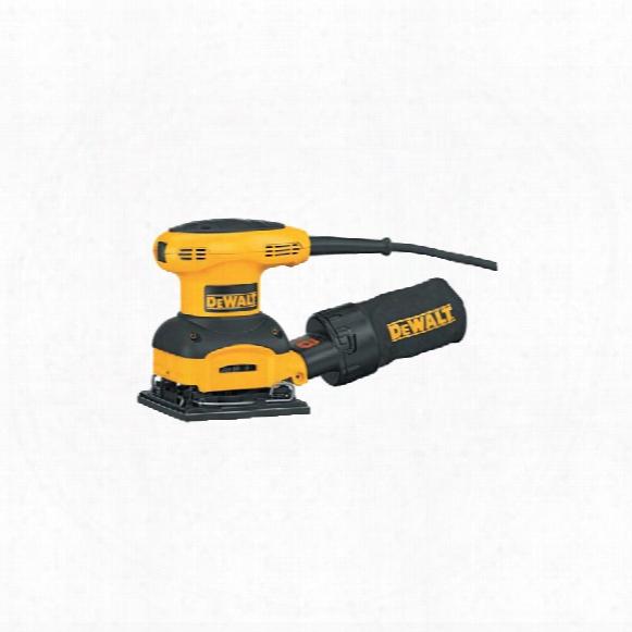 Dewalt D26441-lx 230w 1/4 Sheetpalm Sander 110v