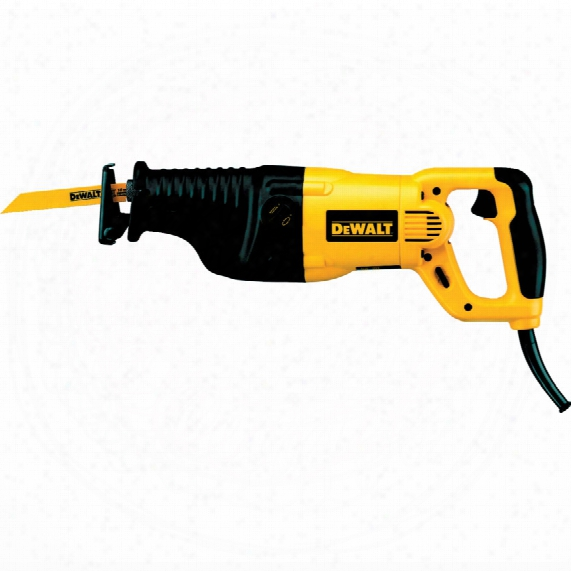 Dewalt Dw311k-lx 300mm 1200w H/d Reciprocating Saw 110v