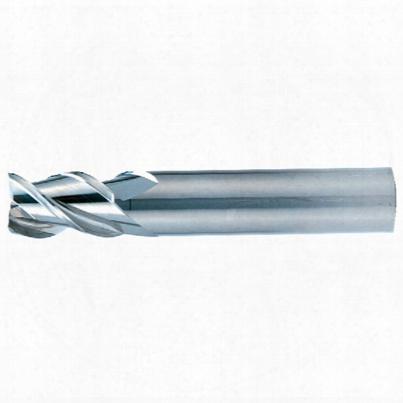 Dijet Al-sees3100 10mm 3-flute Solid Carbide End Mill