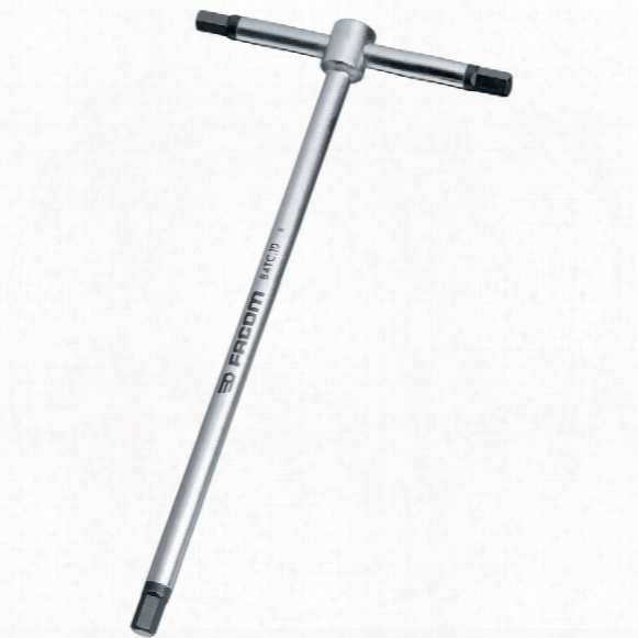 Facom 84tc.10 T-handled Hex Wrench