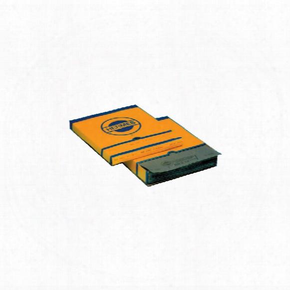 Hermes Ws Flex 16 S/c Wet & Dry Paper Sheets P1000