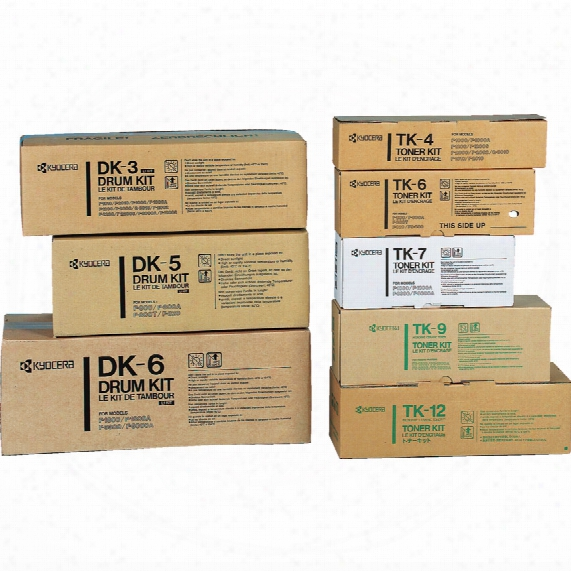 Kyocera Kytk320 Black Ink Cartridge
