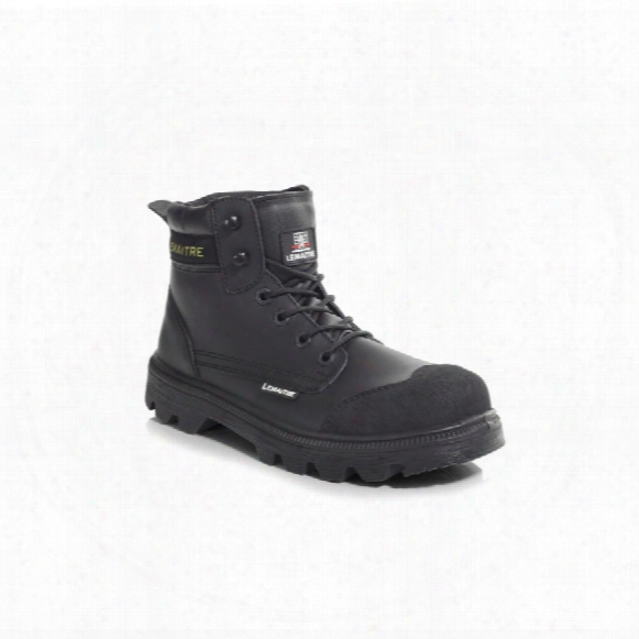Lemaitre Pb248c Stockton Parabolic Black Derby Safety Boots - Size 7