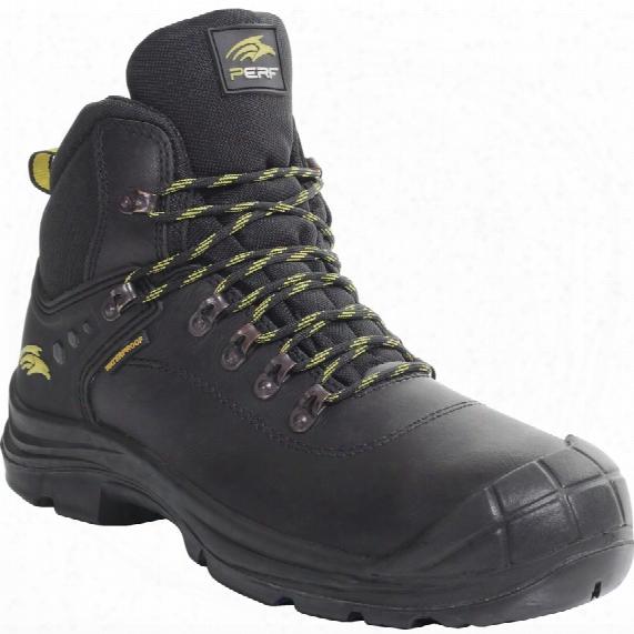 Perf Pb256c Corvus Torsio Pro Black Safety Boots - Bigness 9