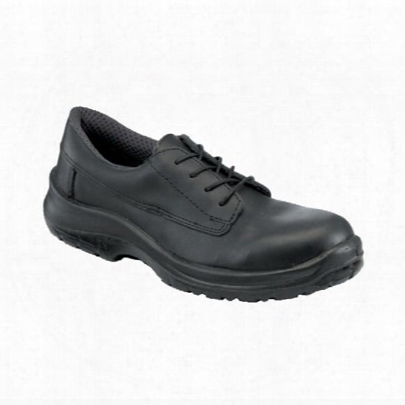 Psf Puma Shoe N/metal Cap & M Idsole Black Size 4