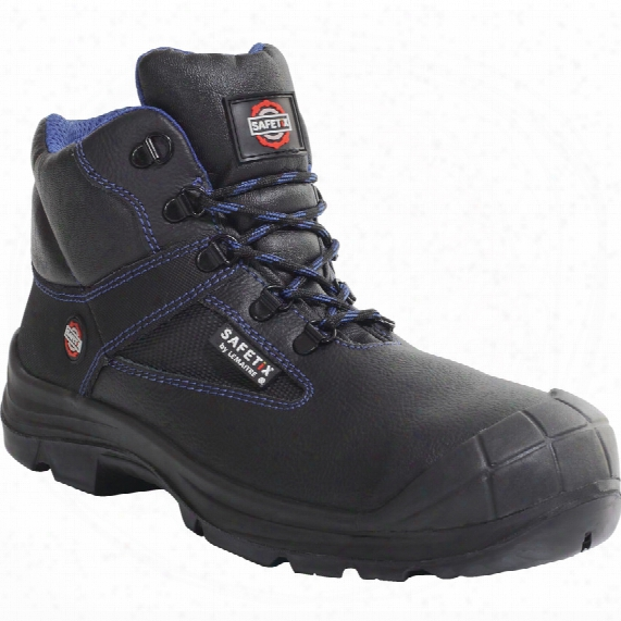 Safetix Pb254c Taurus Black Chukka Safety Boots - Size 11