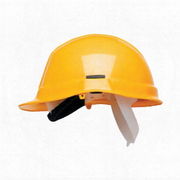 Scott Health And Safety Hc710 Yellow Tuffmaster 2 Safety Helmet