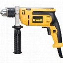 Dewalt Dwd024K-Gb Percussion Drill 13Mm Keyed Chuck 240Volt 650Watt With Kitbox