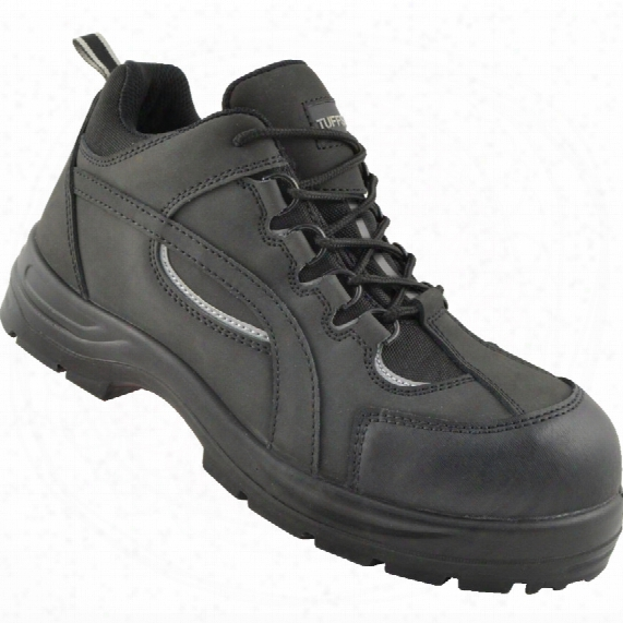 Tuffsafe Tts312 Black Safety Trainers - Size 12