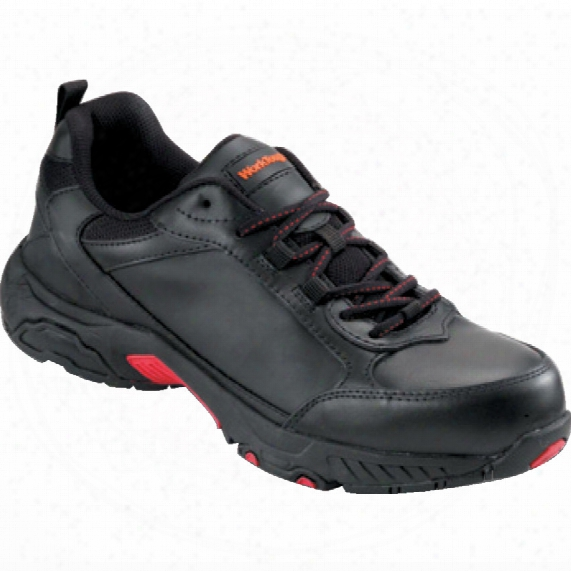 Worktough 70sm Black Safety Trainers - Size 4