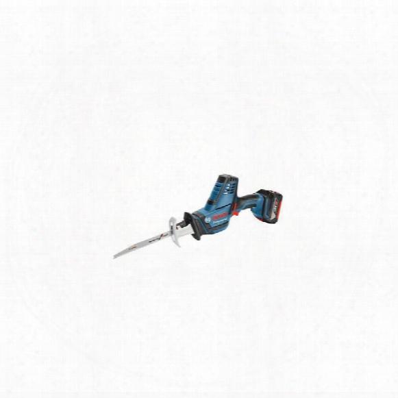 Bosch Gsa 18 V-li C Sabre Saw ( 2 X 5.0 Ah, L-boxx)