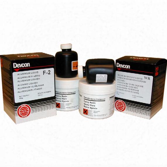 """Devcon 500gm """"f-2"""" Aluminium Liquid"""