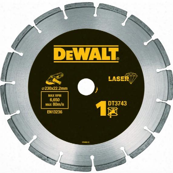 Dewalt Dt3740-xj 115mmx22.2mm Diamond Blade