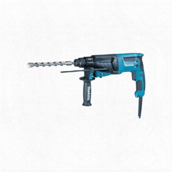 Makita Hr2630/1 - 26mm 800w Sds+ Rotary Hammer Drill - 110v