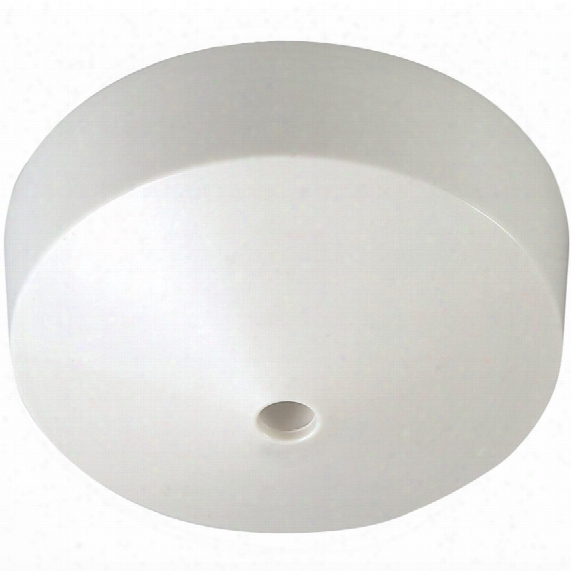 Mk Electric K1161rpwhi Ceiling Rose4-terminal Including Loop In