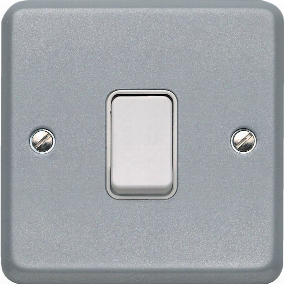 Mk Electric K3591rpalm 10amp 1-gang 2-way Sp Switch