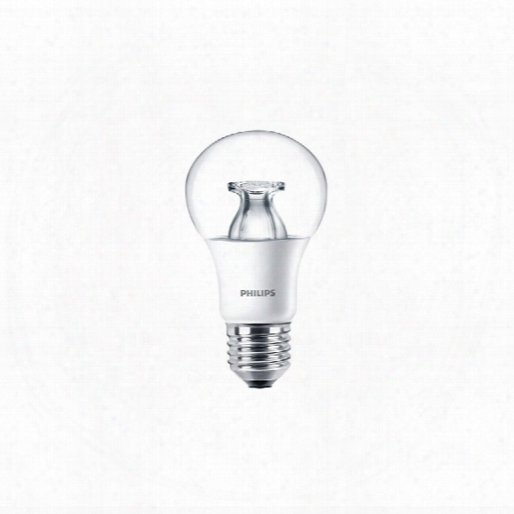 Philips Lighting 8.5 Watt E27 Clear Led A+