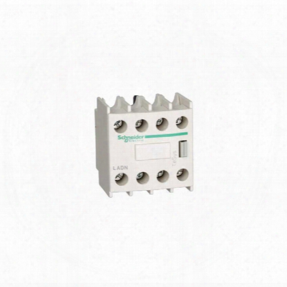 Schneider Electric Ladn22, Front Contacts Block.2no+2nc