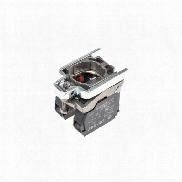 Schneider Electric Zb4bz104, Pb Body 2 Nc Contact