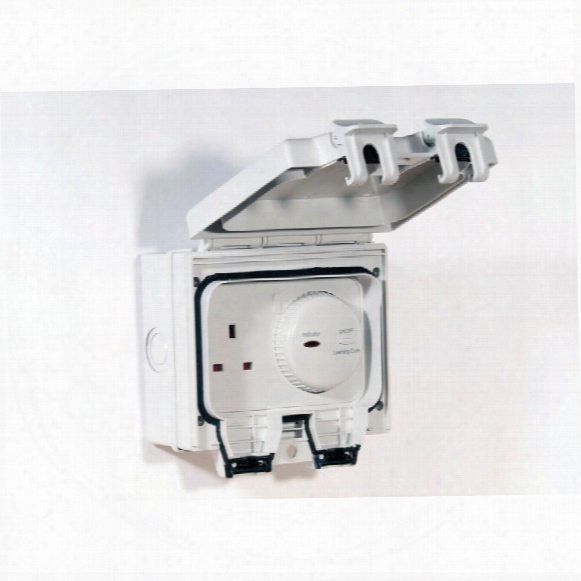 Smj E6rfsb-n Ip66 Rf Controlled Single Socket