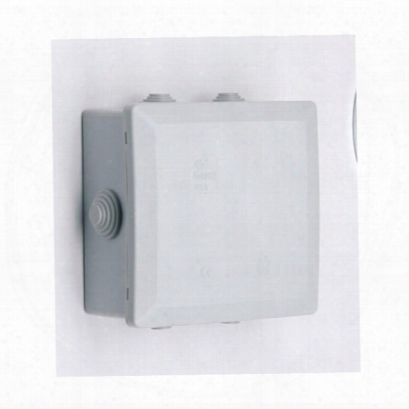 Smj Epjbl6 Ip55 5 Way Junction Box - Large Square