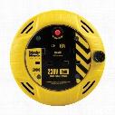 Defender Power And Light Defender 5M 13A 240V 2 Socket Mini Cassette Reel