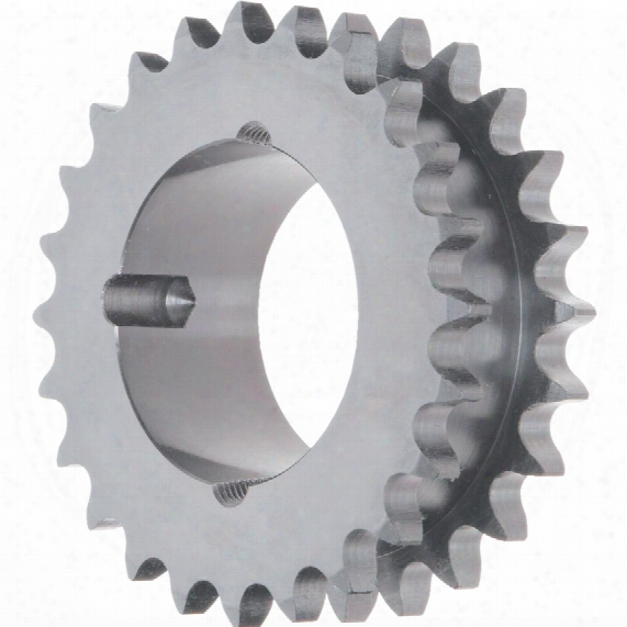 "Dunlop Btl 62-15(1610) 3/4"" Duplex Sprocket Taper Bore"