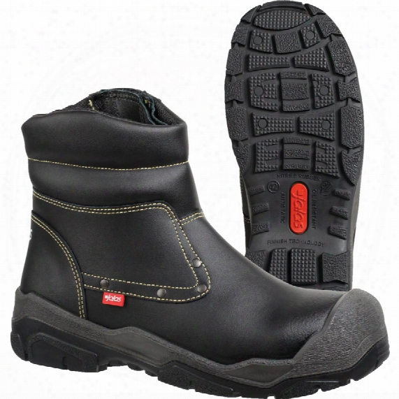 Ejendals 1848k Jalas Titan Men's Black Welders Safety Boots - Size 10