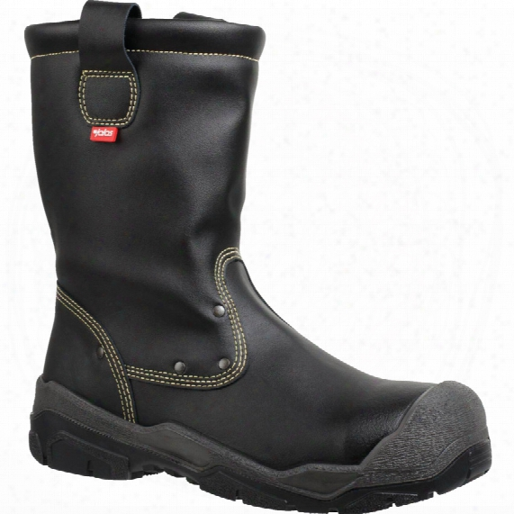 Ejendals 1868 Jalas King Boot Withscuff Cap Size 10 (44)