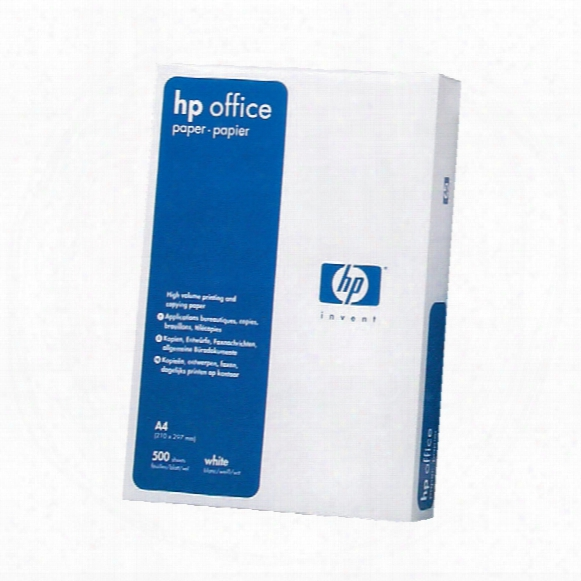 Hewlett Packard Hp Office Paper A4 White Chp110 (pk-5)
