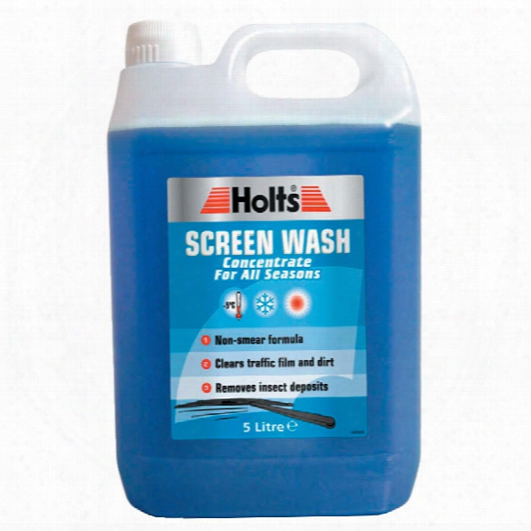 Holts Hscw1101a Concentrate Screen Wash 5ltr