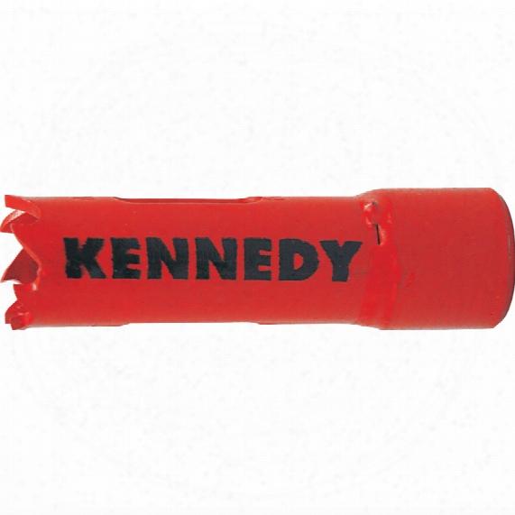 "Kennedy 16mm Dia. (5/8"") Bi-metalv/p Holesaw"