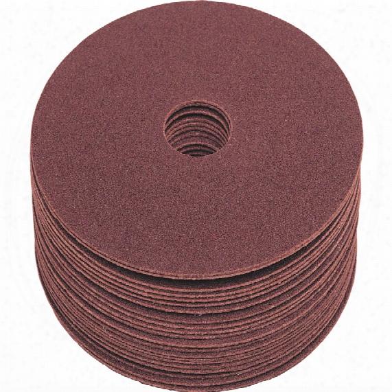 Kennedy 178 X 22mm Al/ox Fibre Discs P50